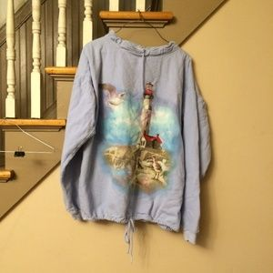 Vintage National Wildlife Federation Sweatshirt